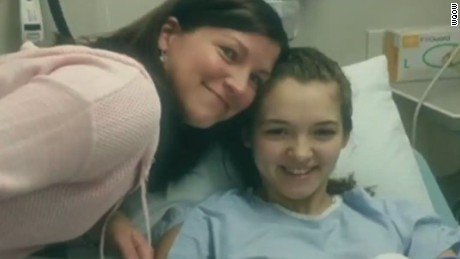 Mom and 14-year-old daughter battle cancer