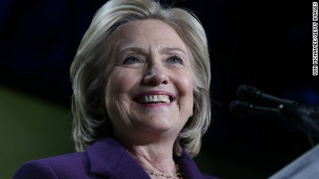 Poll: Double-digit lead for Hillary vs. GOP