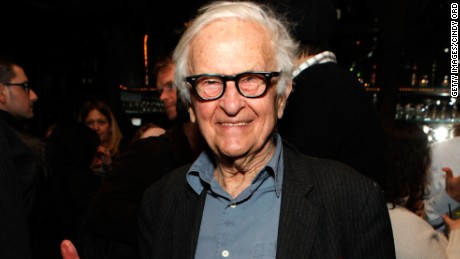 Albert Maysles attends an event at the 2012 Tribeca Film Festival.
