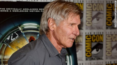 Harrison Ford called himself a 'schmuck' after plane mishap