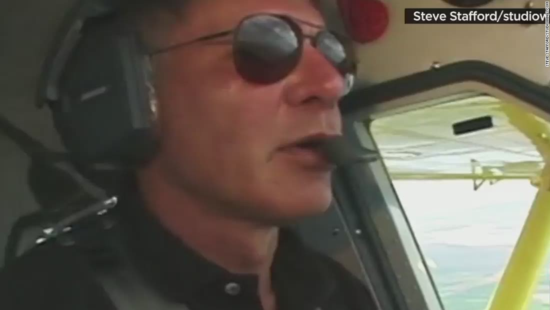 Harrison Ford used experience to land unpowered plane