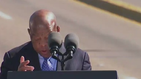 John Lewis: We come to Selma to be inspired