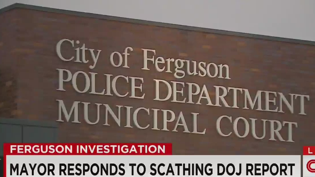 Judge resigns, Ferguson cases moved after scathing DOJ report
