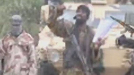 Boko Haram reportedly pledges allegiance to ISIS