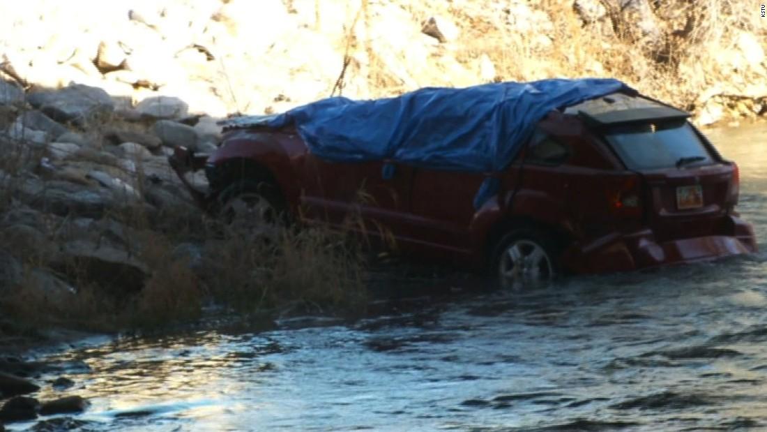 Baby Who Survived Car Crash Into Utah River Gets Better Cnn