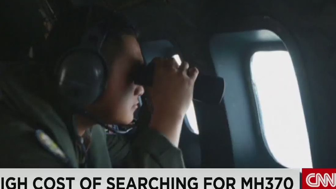 Mathematician: Missing MH370 plunged vertically into ocean