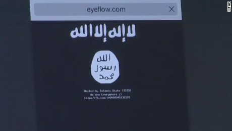 Group claiming to be ISIS hacks small businesses