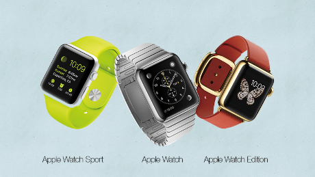 What can the Apple Watch do that your Timex can't?