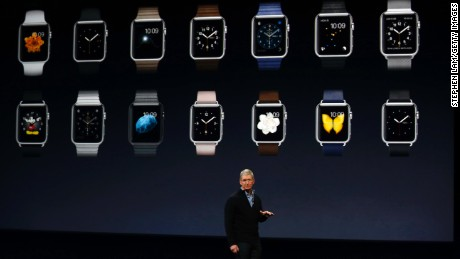 Apple: We won't sell health info collected by new watch