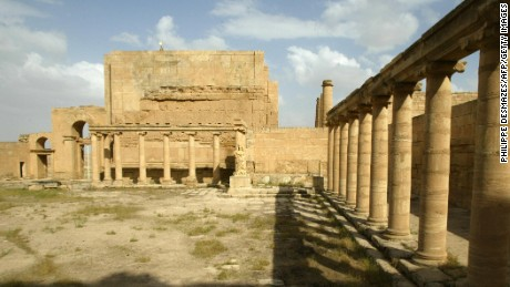 Historic sites damaged by ISIS
