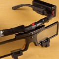 telescopic lenses smart glasses