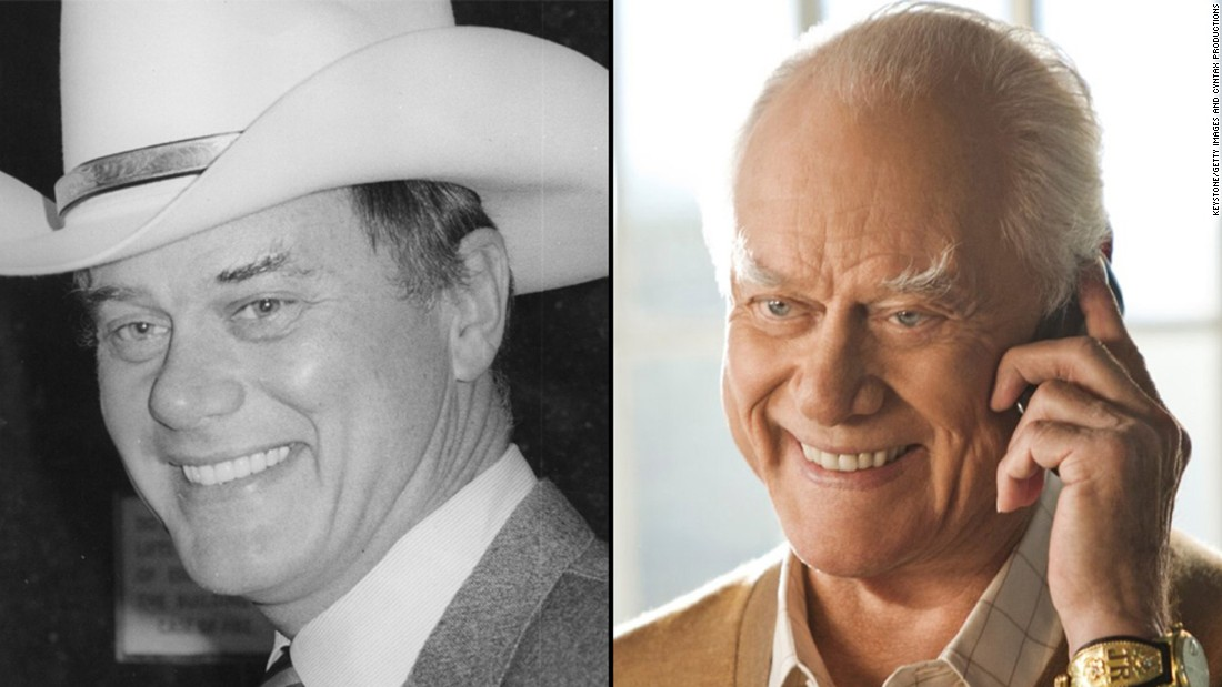 "It's been 35 years since the world wondered ""Who shot J.R.?"" The episode of ""Dallas"" in which crafty oil man J.R. Ewing was attacked aired March 21, 1980, and is firmly lodged in pop culture history. Here's a look at the players then and now: Larry Hagman revived his iconic J.R. role in a 2012-14 TNT reboot of the popular nighttime soap. Hagman died in 2012 at the age of 81 of complications from leukemia."