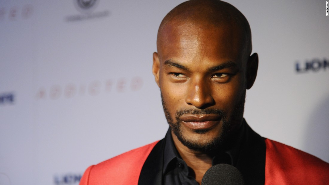 "Tyson Beckford, who is of Afro-Panamanian, Afro-Jamaican and Chinese descent, was teased about his looks growing up. Then he became a model for Ralph Lauren Polo and was voted one of the ""50 Most Beautiful People in the World"" by People magazine. And now he gets to be in our list of men who are really, really, ridiculously good-looking."