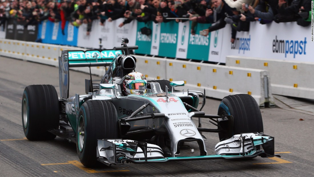 Can Mercedes' world champion Lewis Hamilton ever be more than a star in a car?