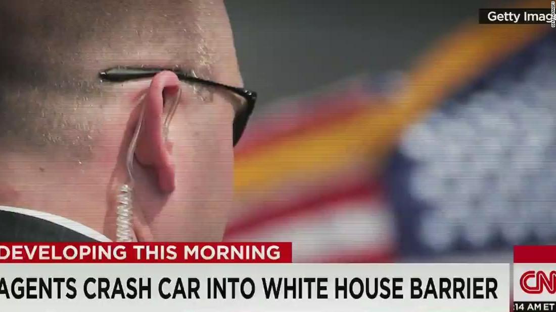 Report: Drunk Secret Service agents crash