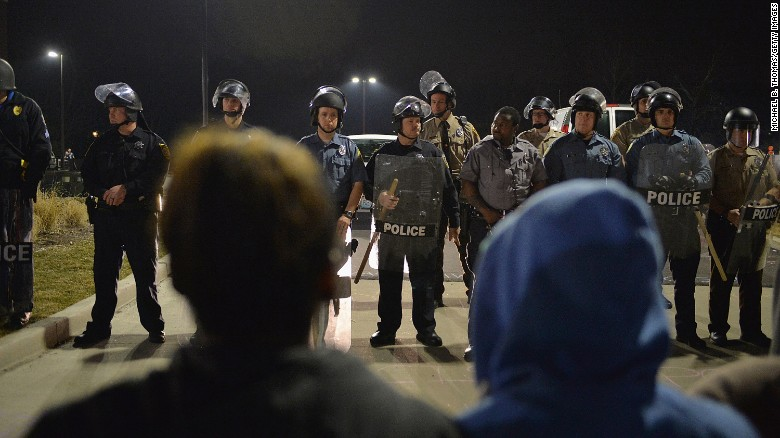 St. Louis Co. Police to take over security in Ferguson