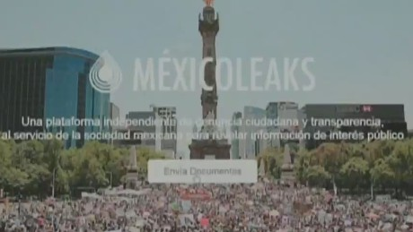 cnnee pkg rodriguez mexicoleaks new controversy_00000406