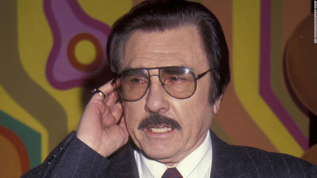 "Voice-over performer <a href=""http://www.cnn.com/2015/02/13/entertainment/gary-owens-obit/index.html"" target=""_blank"">Gary Owens</a> died Friday, February 13, at the age of 80. Owens, a former radio disc jockey, was known as the voice of Space Ghost, Batman and many other characters. He gained nationwide fame in the late 1960s as the straight-laced announcer on TV's frenetic ""Rowan and Martin's Laugh-In."""