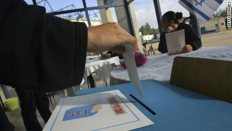 Key factors in Israeli elections