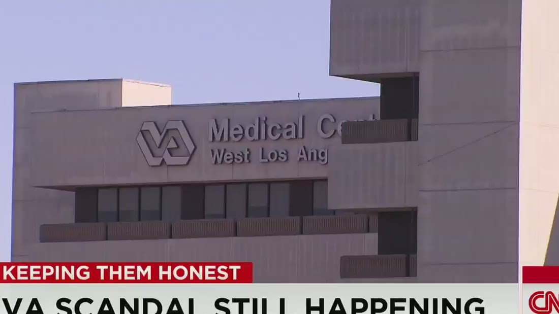 It's not over: Veterans waiting months for appointments