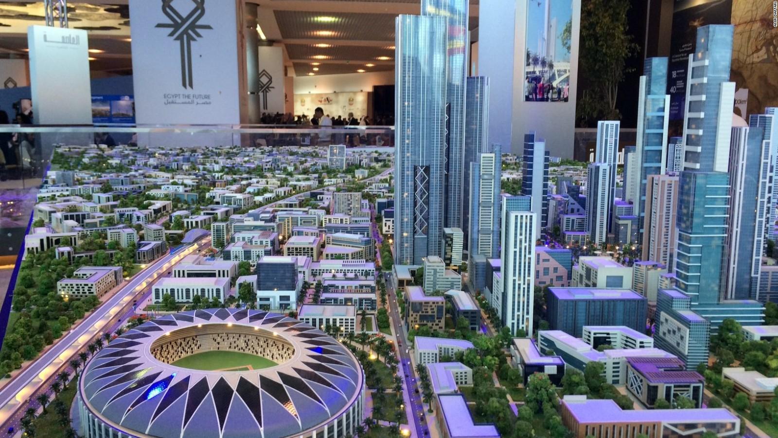 """Résultat de recherche d'images pour """"egypt new capital city, 2017"""""""