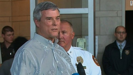 St. Louis County Prosecuting Attorney Robert McCulloch says there is much investigating to be done.