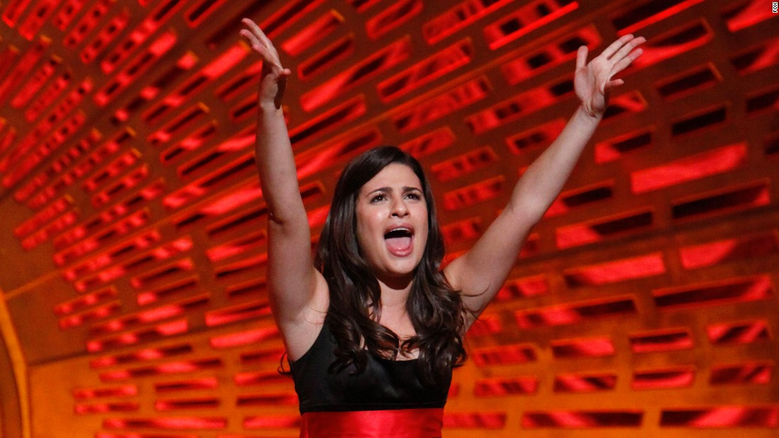 "Lea Michele's Rachel was been one of the mainstays of ""Glee"" throughout its six-season history. The Fox series came to a close on March 20."
