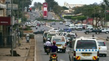 In the heart of Kampala is <a href=