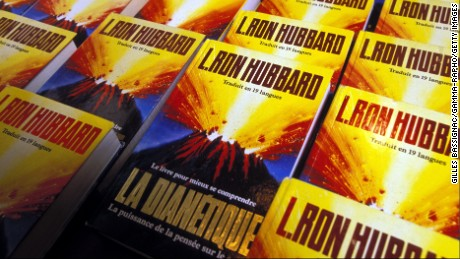 L. Ron Hubbard and the Church of Scientology