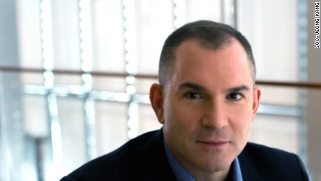 "Frank Bruni's newest book is ""Where You Go Is Not Who You'll Be"""