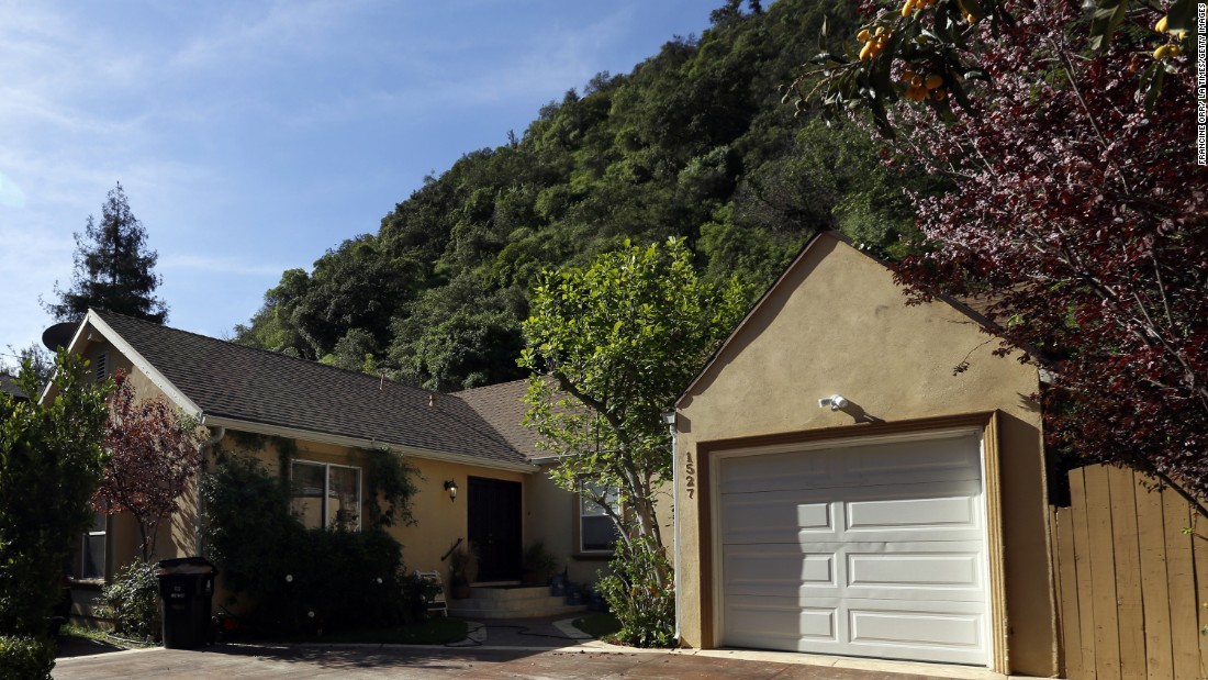Durst is accused of killing Berman inside this Beverly Hills home in 2000.