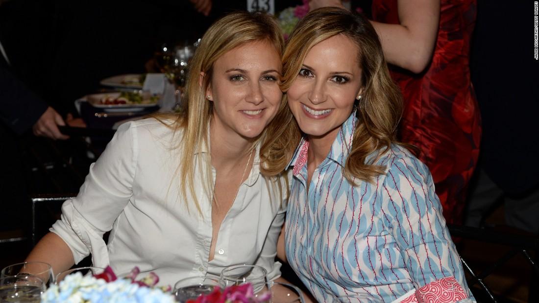 famous lesbian moms