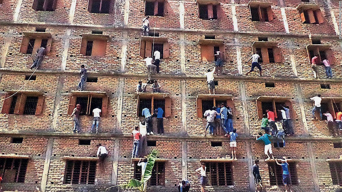 Bihar cheating scandal: What parents in India will do for good grades