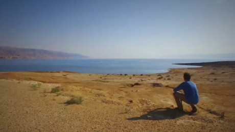 CNN The Wonder List Dead Sea 03-29-15_00000311