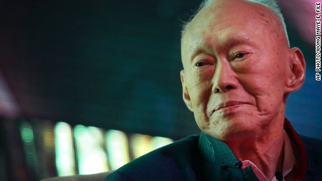 Lee Kuan Yew: The man behind Singapore's success