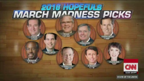 sotu borger ncaa march madness brackets 2016 hopefuls bush cruz omalley jindal fiorina graham_00001919.jpg