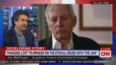 RS 'Paradise Lost' filmmaker on the ethical issues with 'The Jinx'_00043208