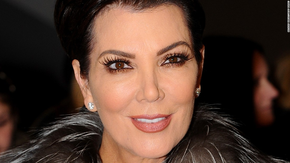 "Kris Jenner, the 59-year-old matriarch of the family, was married to Los Angeles lawyer Robert Kardashian until 1991 and then married Olympian Bruce Jenner a month after the divorce. She's hosted a talk show, ""Kris,"" and been a regular presence on ""Keeping Up."" She filed for divorce from Bruce in September."