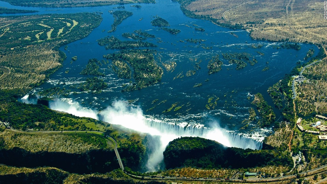 The new Victoria Falls International Airport, on the border of Zimbabwe and Zambia, will open in September. The famous waterfalls -- twice the height of Niagara Falls -- will soon become significantly more accessible.