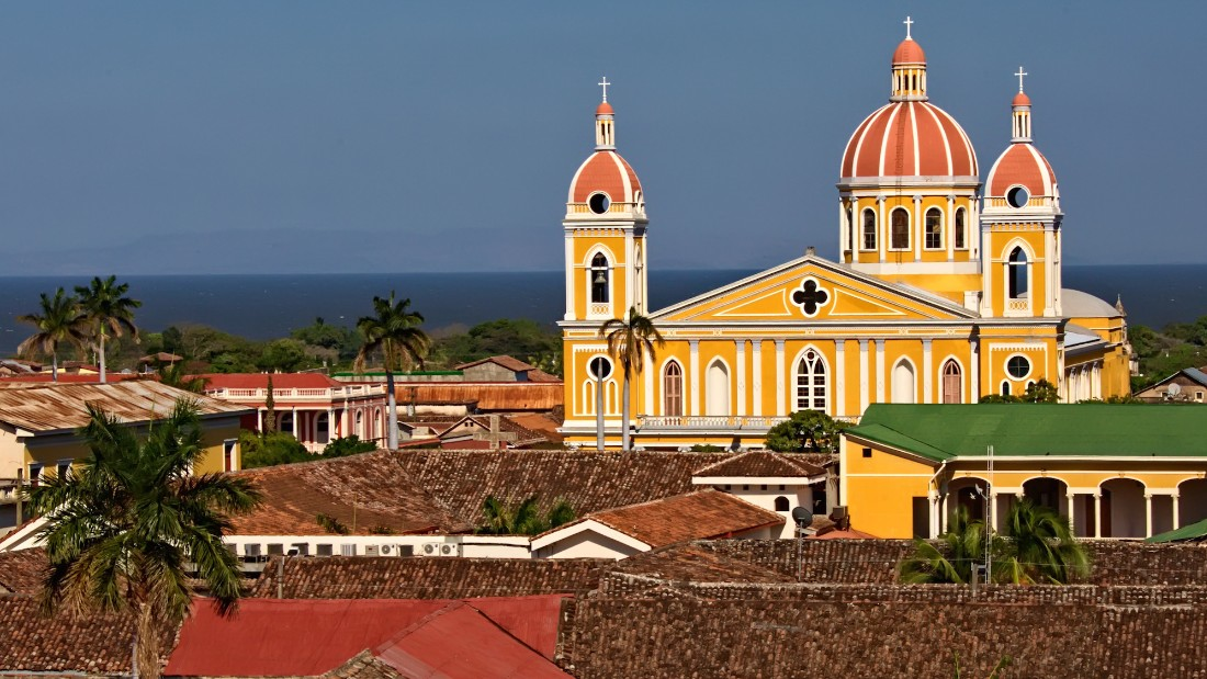 Managua, the capital, is located on the southern shores of Lake Xolotlan. Visitors to Nicaragua have been on the upswing due to infrastructure improvements, but since construction of a planned canal linking the Pacific with the Atlantic Ocean started in December, they've skyrocketed.