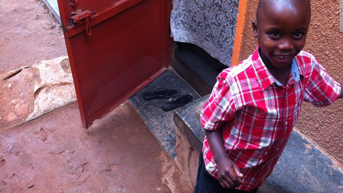 Six-year-old Bukenya Hethiri, began coughing at the age of two. It took three years to diagnose him with tuberculosis (TB), due to the challenges of diagnosing TB in children.