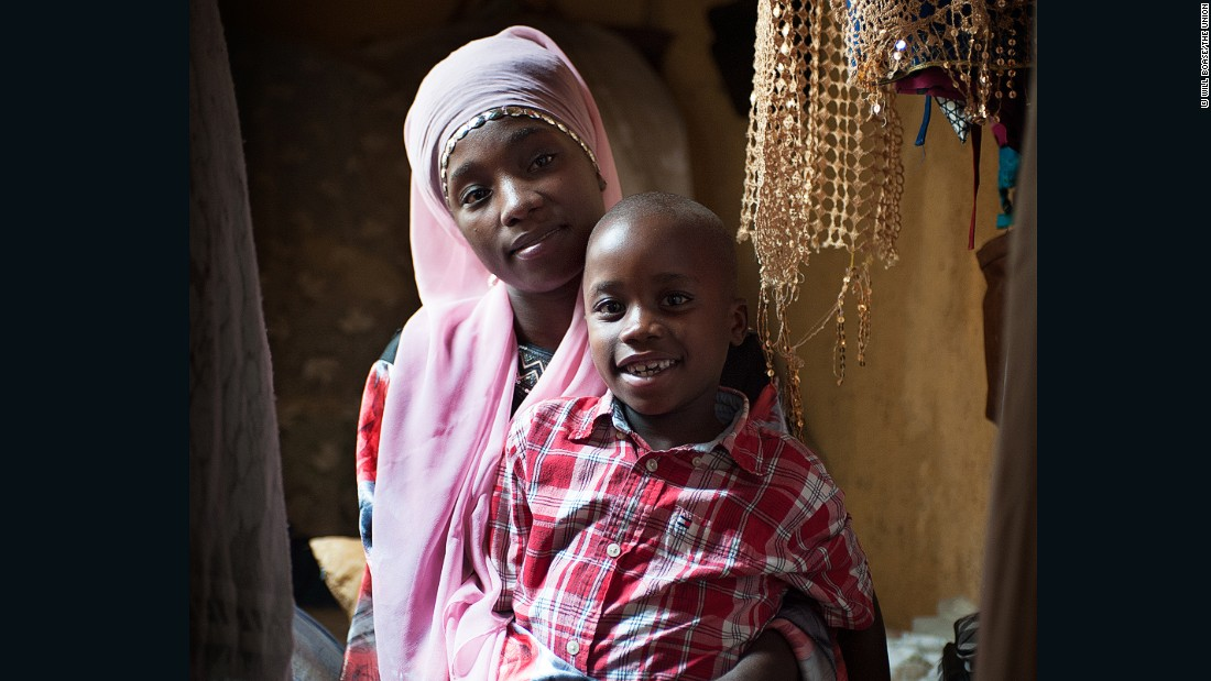 Hethiri and his mother live in a small room in a slum in the Kawempe division of Kampala. He was finally diagnosed with TB thanks to the help of a local village health worker who was part of the city's SPARK-TB program.