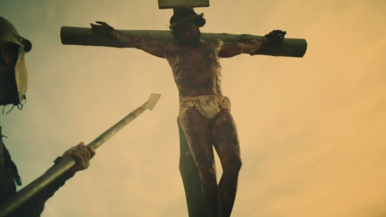 'The cross is an instrument of capital punishment'