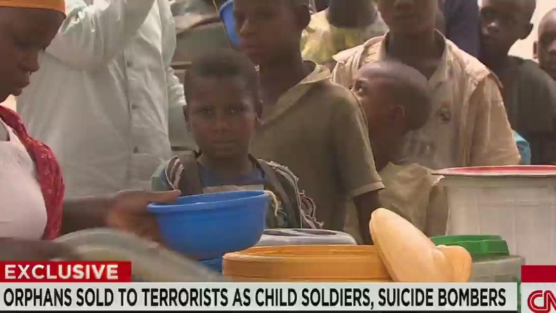 Epic tragedy: 800,000 Nigerian kids displaced by Boko Haram, violence