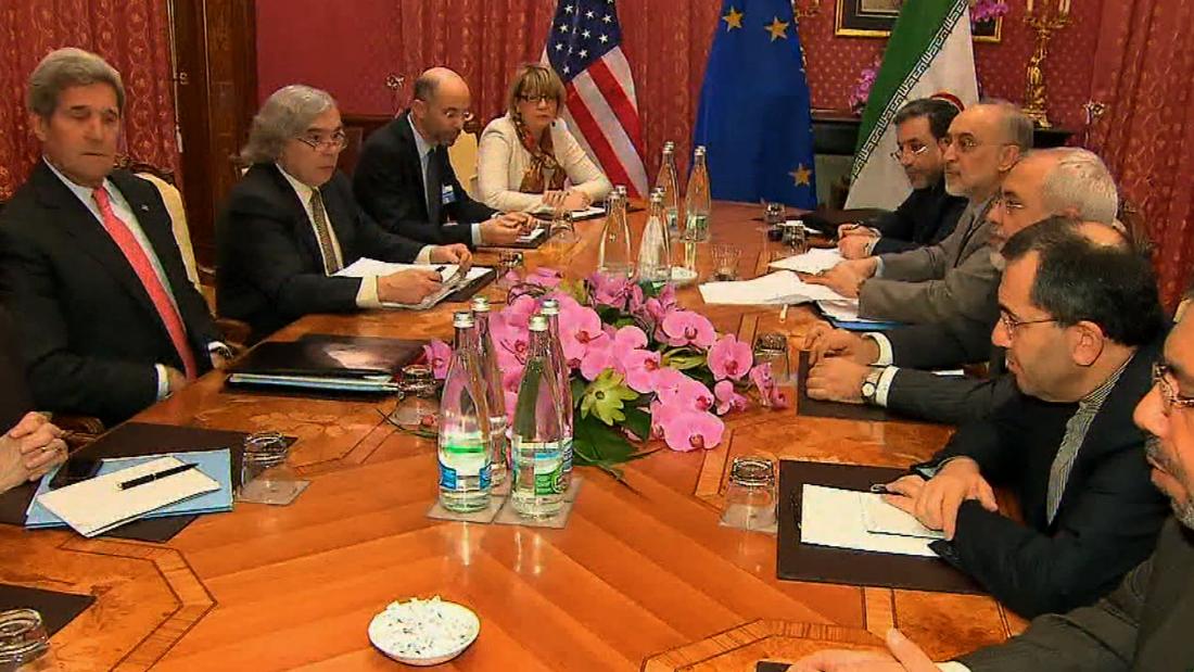 Israel denies report it spied on U.S. in Iran nuclear talks