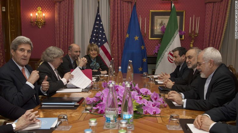 Nuclear dangers as Iran deal deadline nears