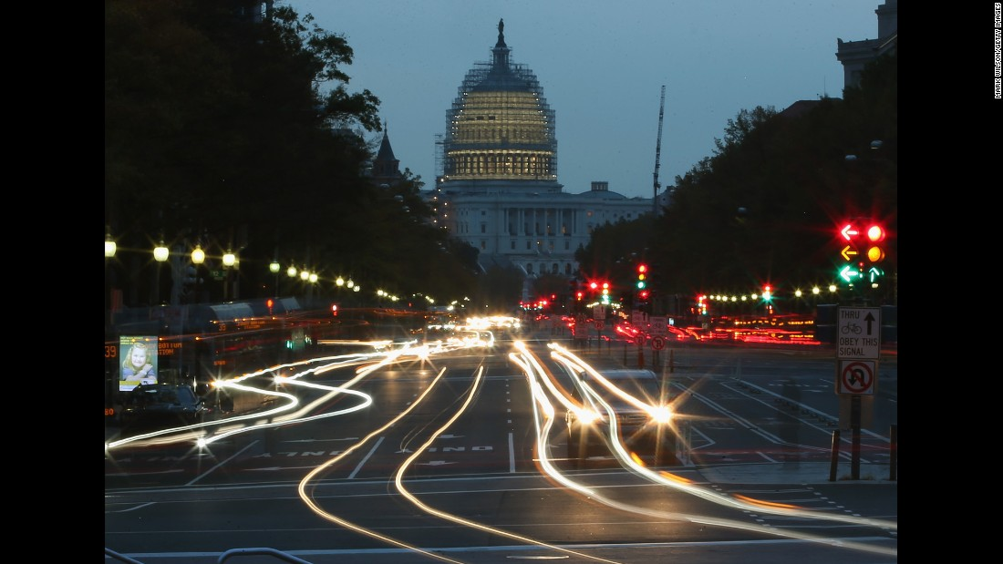 Washington is fourth on Bloomberg's list. The average commute time? 29.6 minutes. What's worse is that just over a quarter of commuters spend more than 60 minutes getting to work.