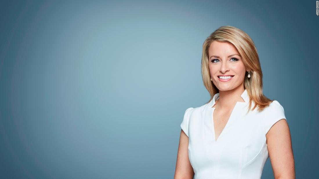 High Quality CNN Profiles   Lynda Kinkade   Anchor   CNN Part 4