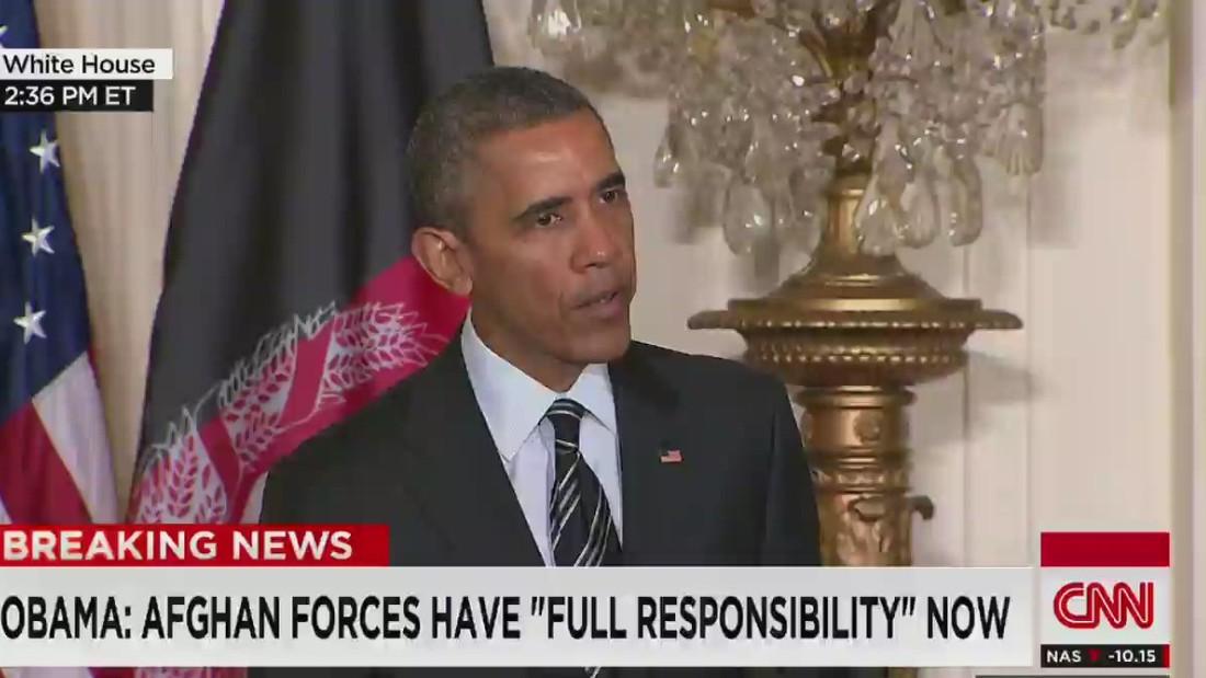 For Obama, a new twist in longest U.S. war