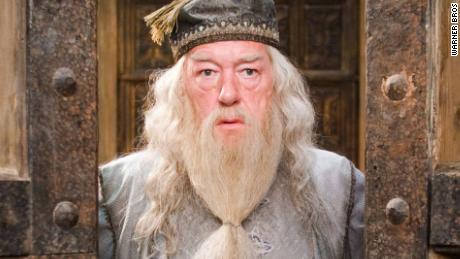 Fans are still surprised that Hogwarts headmaster Albus Dumbledore (played by Michael Gambon) is gay.